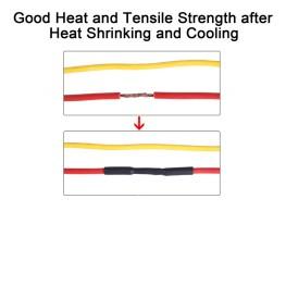 SM0225 Flame Retardant Heat Shrink Tube